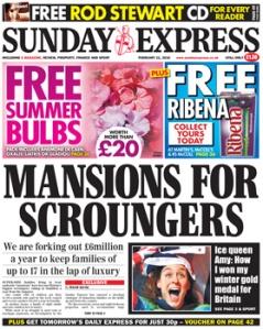 express-scrounger