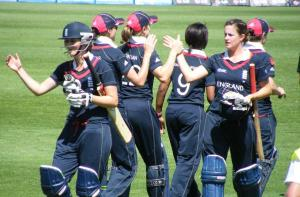 Cricketing Womaners