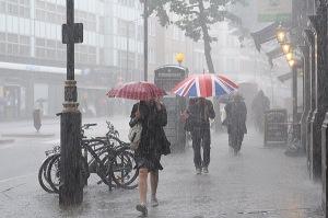 Unpatriotic Rain